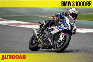 2019 BMW S 1000 RR video review