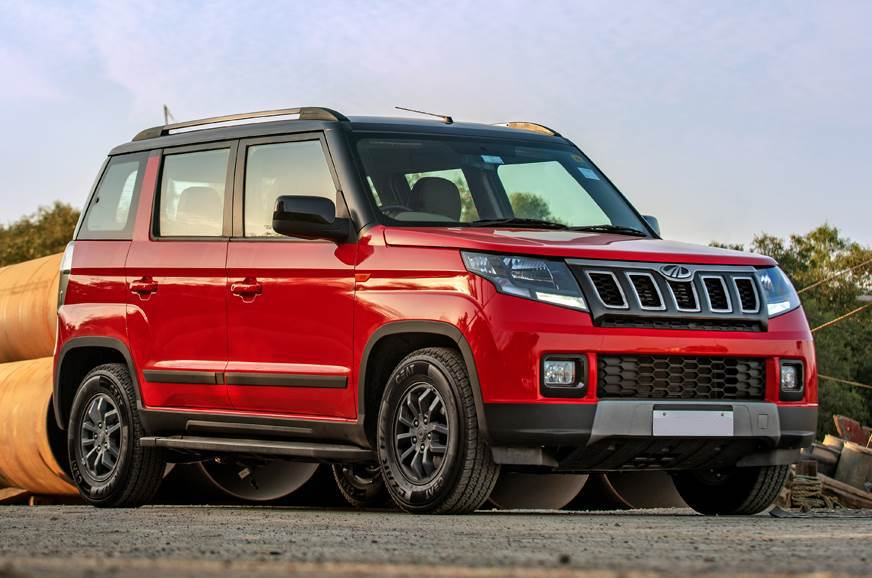 Discounts of up to Rs 83,000 on Mahindra TUV300, Marazzo,...