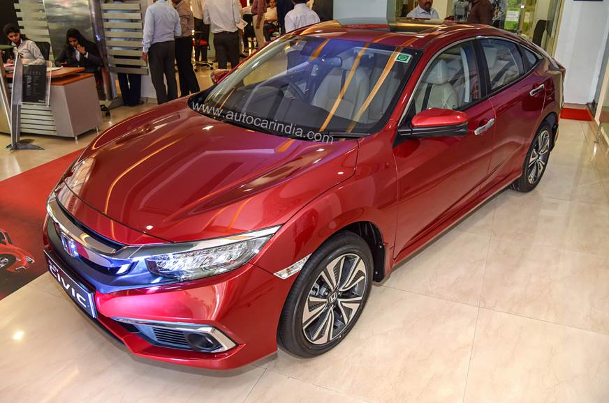 Up to Rs 2.55 lakh off on the Honda CR-V, City, Civic, Am...