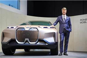 BMW CEO Harald Kruger to step down