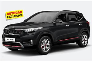 Kia Seltos online bookings to commence on July 15, 2019