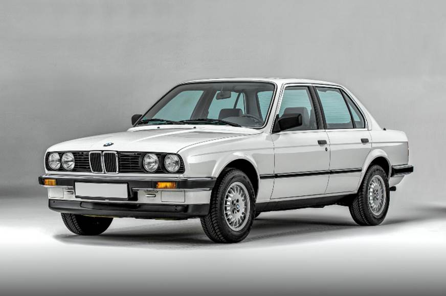 Sports sedans like the BMW 325i (E30) are becoming collectable.