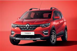 Renault Triber India launch slated for August 2019