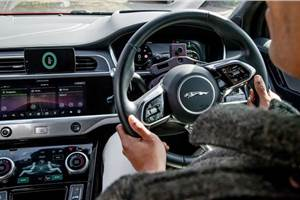 JLR develops tech that helps reduce driver stress
