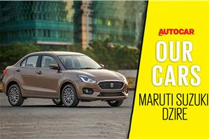 Our Cars: Maruti Suzuki Dzire long term review video