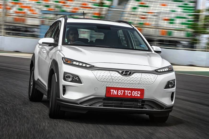 2019 Hyundai Kona Electric India review, test drive