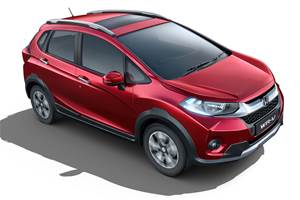 Mid-spec Honda WR-V V priced at Rs 9.95 lakh