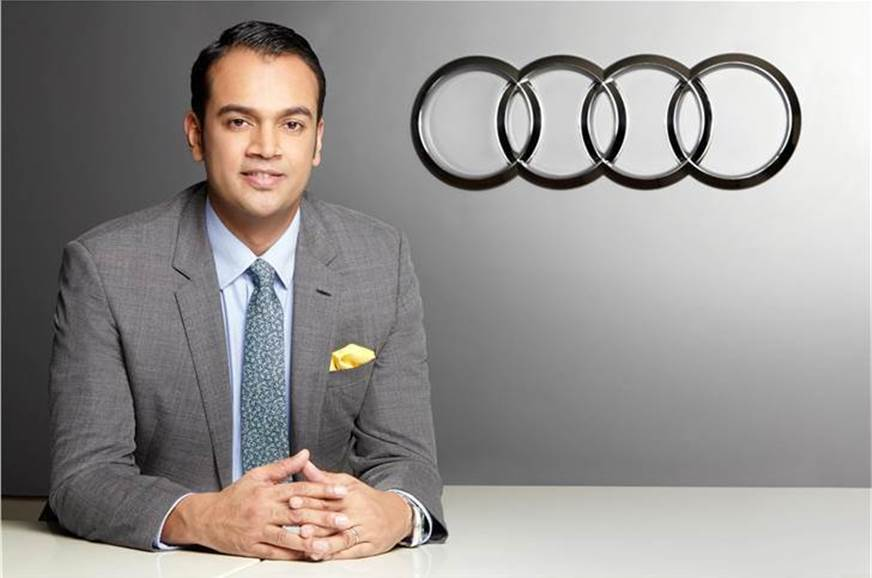 Rahil Ansari will move to the Audi HQ as Senior Director,...