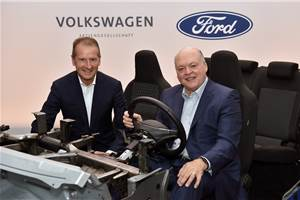 Ford to use VW's MEB platform for at least one EV by 2023