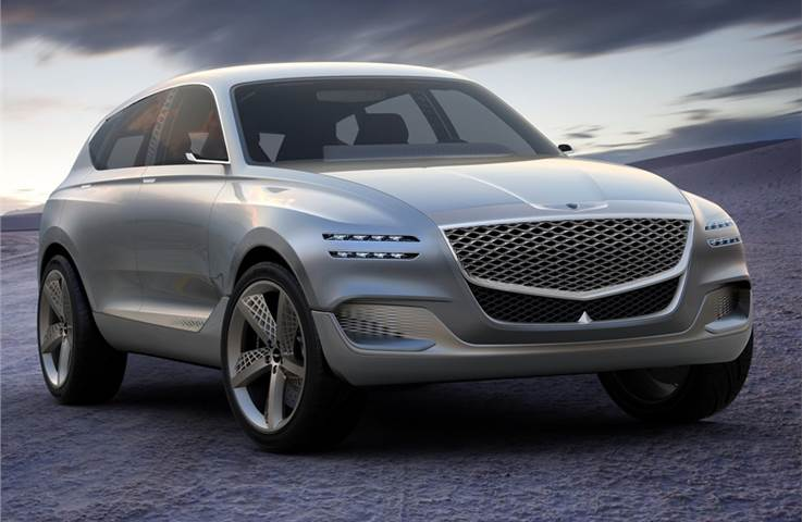 Hyundai to launch its Genesis brand in India with an SUV