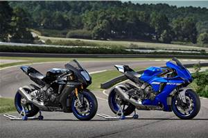 2020 Yamaha R1 and R1M unveiled