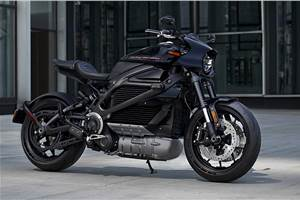 Harley-Davidson LiveWire specifications revealed