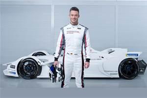 Lotterer to race for Porsche in Formula E