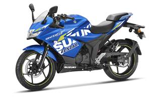 Suzuki Gixxer SF MotoGP edition launched at Rs 1.11 lakh