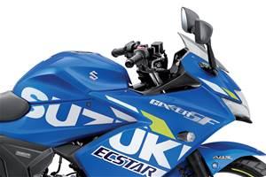 Suzuki Gixxer SF 250 MotoGP edition to launch next month