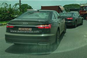 India-bound new Audi A6 to get 245hp petrol