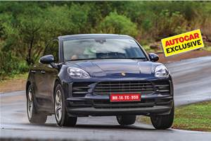 Porsche Macan facelift review, test drive