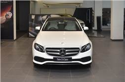 Mercedes-Benz India sells 6,561 units in first-half of 2019