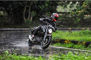2019 Yamaha FZ-S V3.0 review, test ride