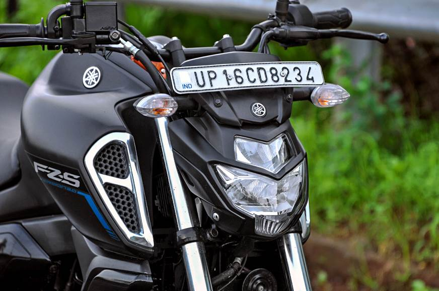 The V3.0 gets a new LED headlight, but it's not a signifi...