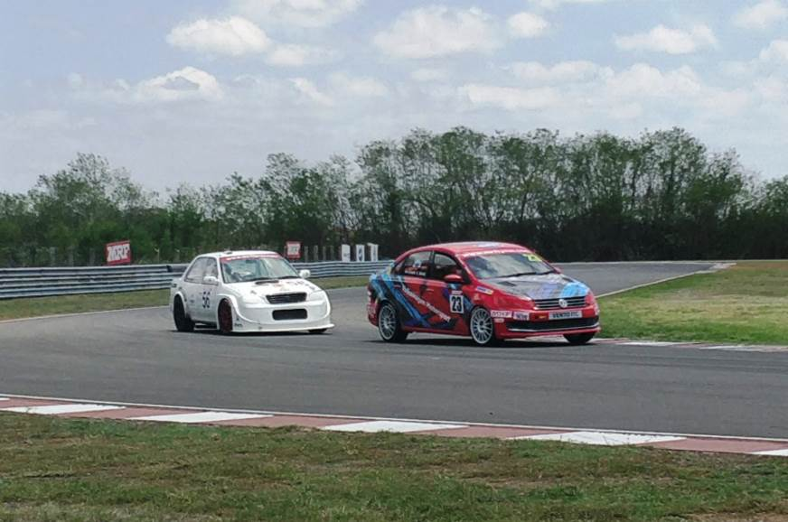 MMRT recently hosted Round 3 of the Indian National Car R...