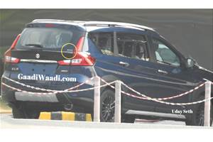 Maruti Suzuki XL6 leaked ahead of August 21 launch