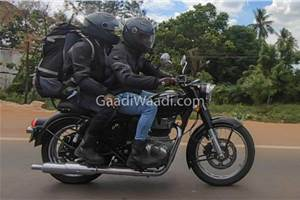Next-gen Royal Enfield Classic 350: New spy pictures
