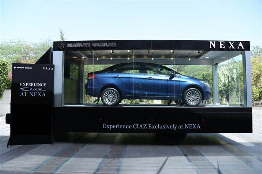 Maruti Suzuki's Nexa network expands to 350-plus to...