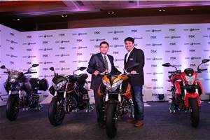 Benelli, Hyosung motorcycles to be auctioned on July 26