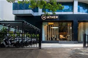 Ather Space experience centre and showroom opens in Chennai