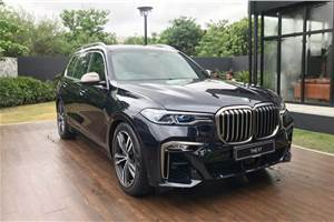 BMW X7 priced at Rs 98.90 lakh