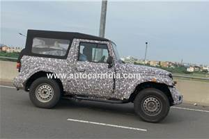 Next-gen Mahindra Thar: What to expect