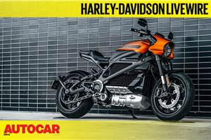 2019 Harley-Davidson Livewire video review