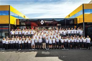Special Feature: The power of passion - Renault & Formula One