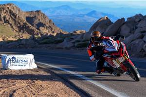 Pikes Peak International Hill Climb bans motorcycles from taking part in 2020