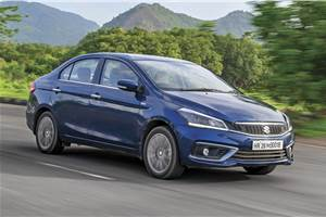 Maruti Suzuki Ciaz 1.5 diesel review, road test