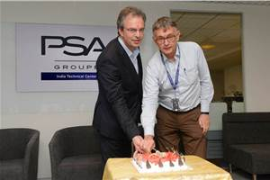 PSA Group India sets up technical centre in Chennai