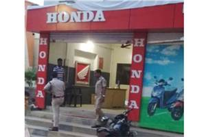 Honda two-wheelers cracks down on counterfeit part suppliers