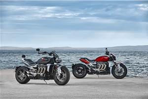 2020 Triumph Rocket 3 R and Rocket 3 GT unveiled