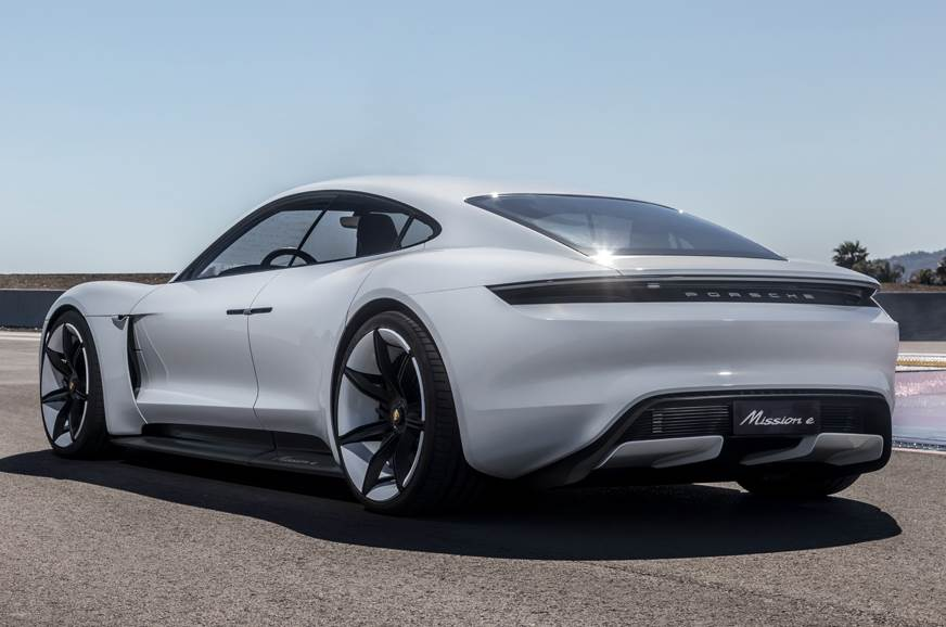 Porsche Taycan Electric Sportscar To Be Launched In India