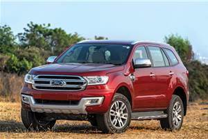 Buying used: (2016-2019) Ford Endeavour