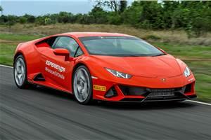 Lamborghini Huracan Evo review, track drive