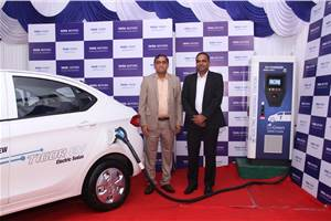 Tata inaugurates 7 new EV fast-charging stations in Pune