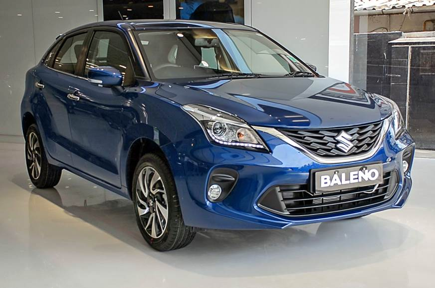 Save up to Rs 45,000 on a new Maruti Suzuki Baleno.