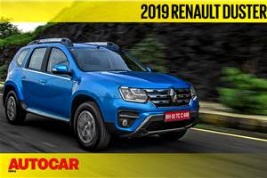 2019 Renault Duster facelift video review
