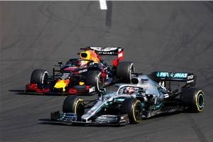 Hamilton defeats Verstappen to win 2019 Hungarian GP
