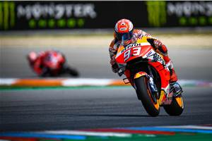 Czech MotoGP report: Marquez claims 6th win of 2019