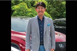 Interview: Koji Sato, Executive Vice President, Lexus International