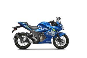 Suzuki Gixxer SF 250 MotoGP special edition launched at Rs 1.71 lakh