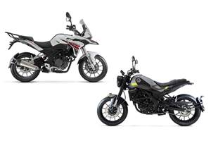 Benelli TRK 251, Leoncino 250 expected by the end of 2019